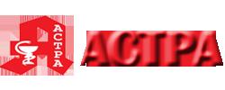 Аптеки Астра Logo