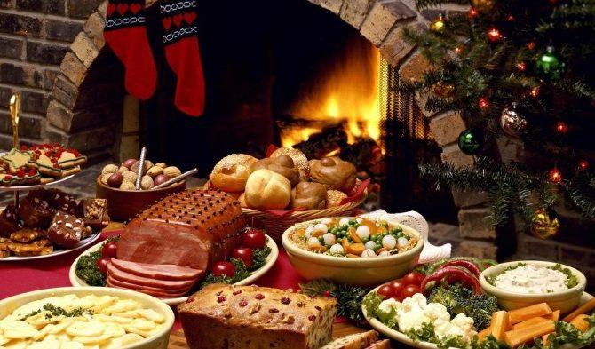Бъдете разумни с храненето по време на празниците!