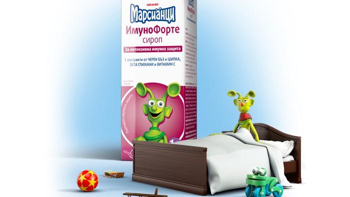 МАРСИАНЦИ ИМУНОФОРТЕ СИРОП