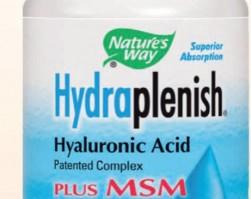 ХИДРАПЛЕНИШ ХИАЛУРОНОВА КИСЕЛИНА капс. 500 мг. * 60