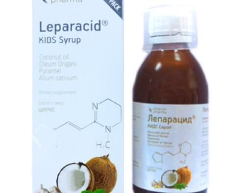 ЛЕПАРАЦИД сироп за деца 180 мл.