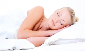 Една добра формула за хубав сън