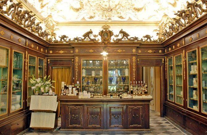 Най-старите аптеки в света